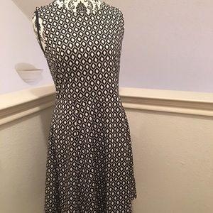 H&M sleeveless dress. Size L